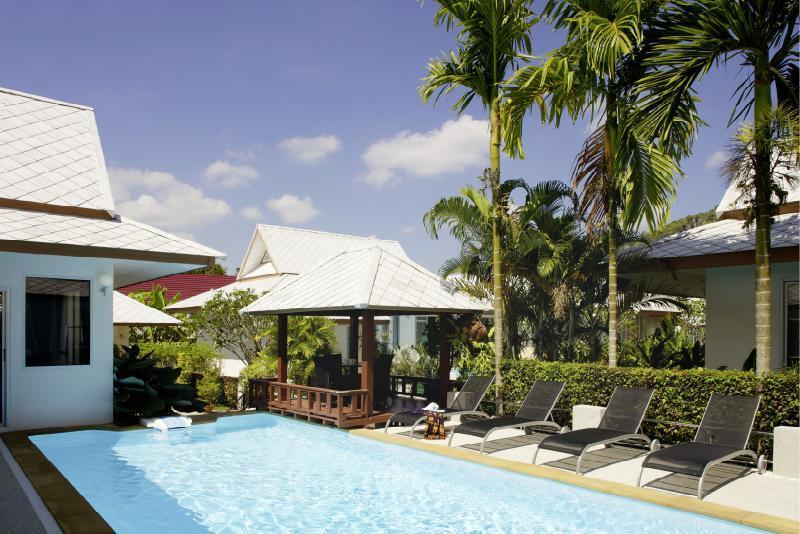 Baan Chang - sleeps up to 8 - Baan Chang, Krabi  House with Private Pool - Ao Nang - rentals