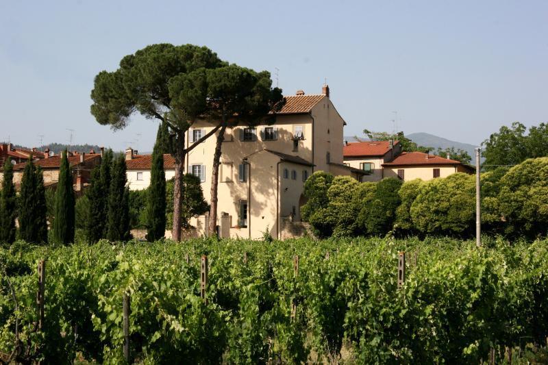 Villa in Tuscany in a Small Village - Villa Giovi - 6 - Image 1 - Arezzo - rentals