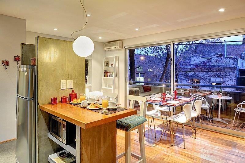 CUTE & MODERN,2Bd,heart P.Hollywood - Image 1 - Buenos Aires - rentals