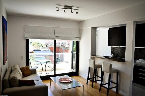 Chic 2 Bedroom Apartment in Palermo Hollywood - Image 1 - Buenos Aires - rentals