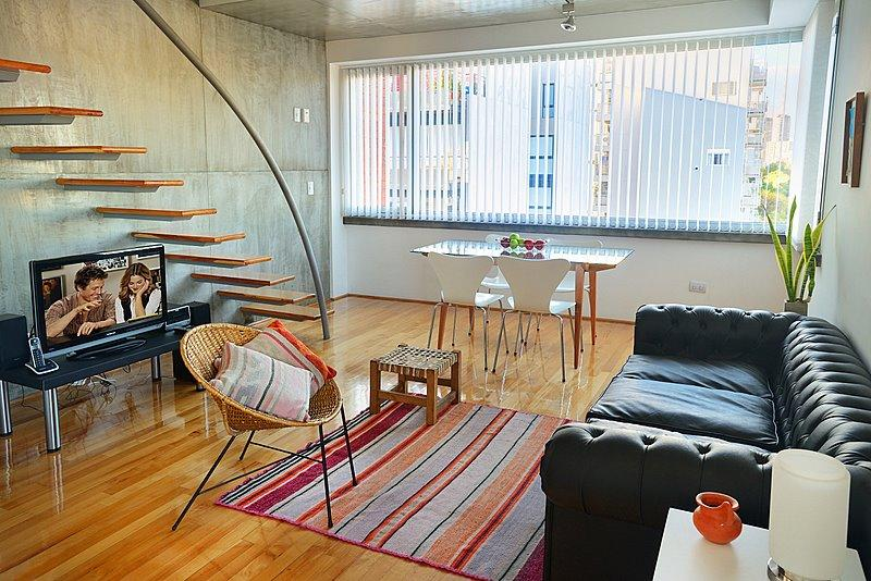 Modern 2 Bedroom Apartment in Palermo Hollywood - Image 1 - Buenos Aires - rentals