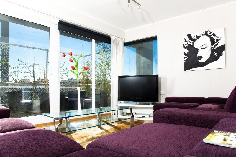4 Bedroom Apartment with Terrace in Palermo Hollywood - Image 1 - Buenos Aires - rentals