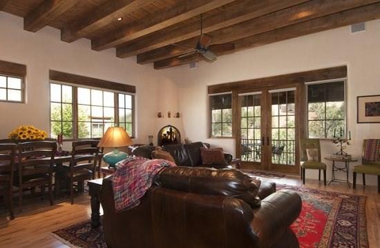 Great Room - Adobe Dream - Santa Fe - rentals
