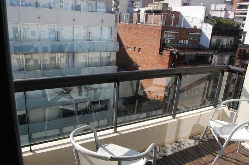One-Bedroom Flat with White Furniture, Balcony, and 1½ Bathrooms (ID#78) - Image 1 - Buenos Aires - rentals