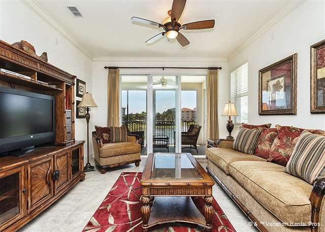 Now, this is living - Tidelands 1625, 2 pools, spas, fitness center, wifi, Palm Coast - Palm Coast - rentals