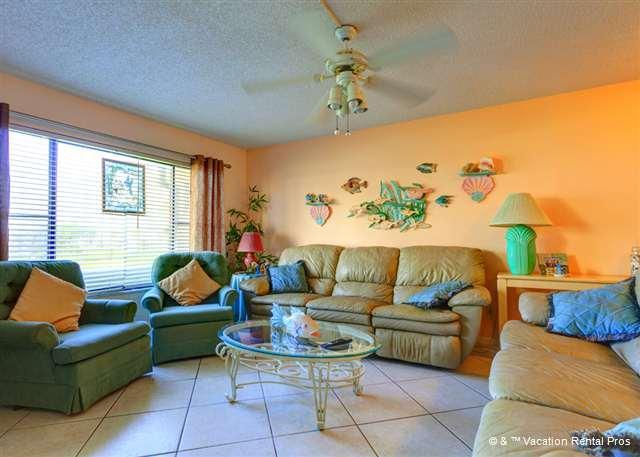 Colony Reef 3103 comfortably sleeps 10 people - Colony Reef 3103, Ground Floor, 3 Bedrooms, Heated Pool, Beach - Saint Augustine - rentals