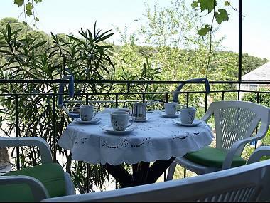 H(4+2): balcony - 4920  H(4+2) - Dol (Brac) - Dol - rentals