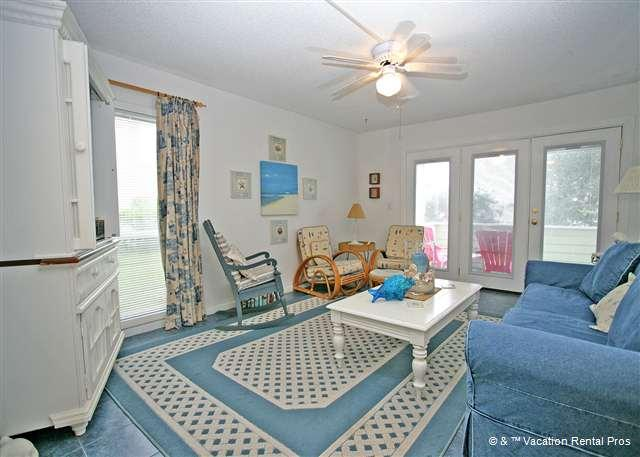 Quail Hollow A2-4D with pool on Crescent Beach, St Augustine FL - Image 1 - Saint Augustine - rentals