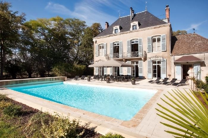 Chateau Vela holiday vacation chateau rental france burgundy bourgogne, holiday - Image 1 - Chatenoy-en-Bresse - rentals