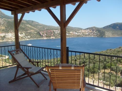 Alisia Villa - - Image 1 - Kalkan - rentals
