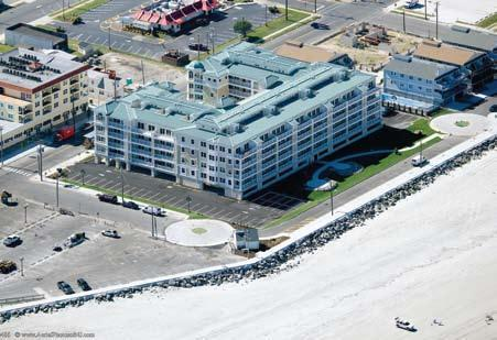 Four bedroom two level ocean front Penthouse - Image 1 - North Wildwood - rentals