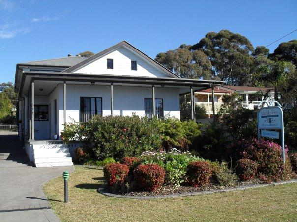 Street View of Sanddancers accommodation - Sanddancers B&B in Jervis Bay - Vincentia - rentals