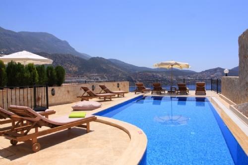 Amethyst Villa - - Image 1 - Kalkan - rentals