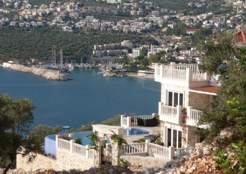Gozcu Villa - - Image 1 - Kalkan - rentals