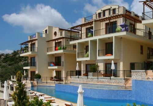 Elvina Apartment - Piera - Image 1 - Kalkan - rentals