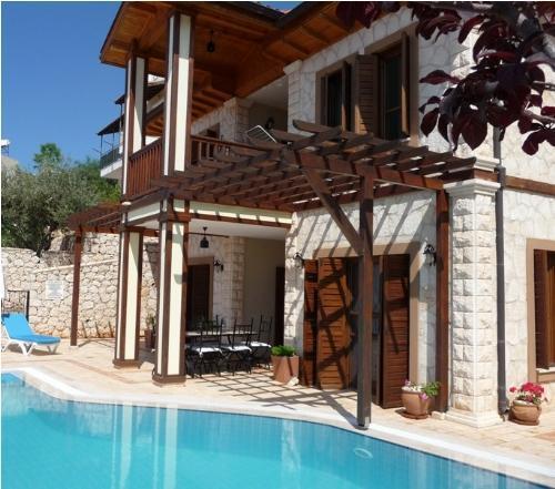 Nefis Villa - - Image 1 - Kalkan - rentals