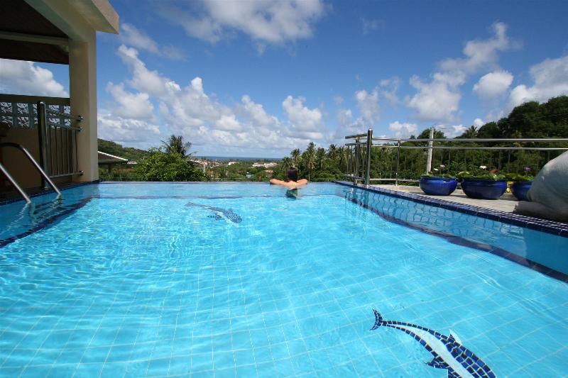 Private infinity pool with Ocean views - Villa Jasmine - Trip Advisor 2012 and 2013 Awards - Kata - rentals