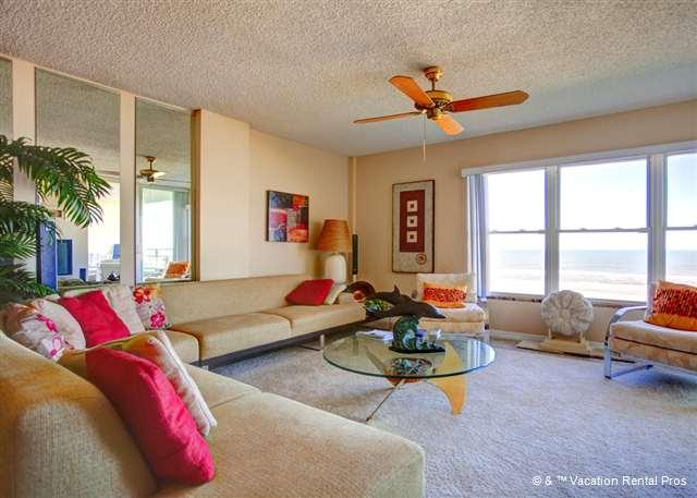 Sand Dollar III 404 is waiting to engulf you in style - Sand Dollar III 404 Luxury 4th Floor BeachFront 3 Bedroom, Pool - Saint Augustine - rentals