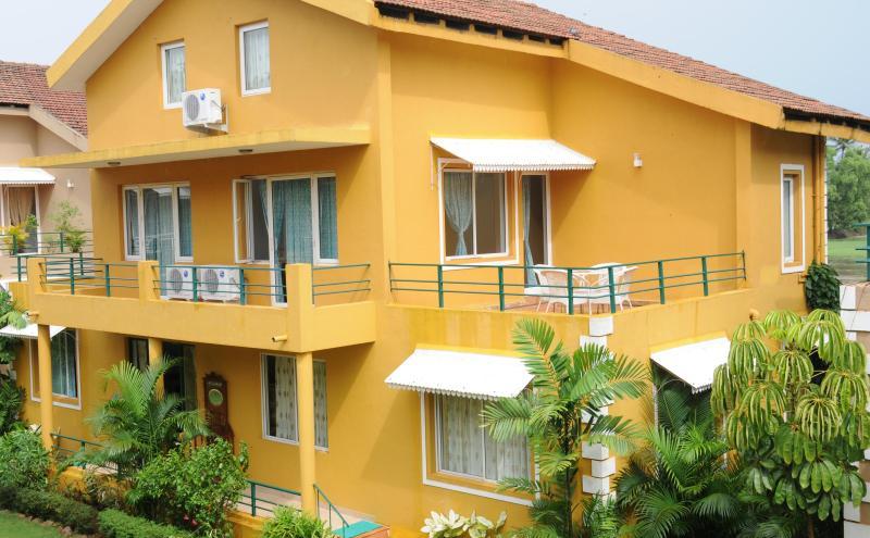 Villa Front - Serenity Villas, Varca, Goa - Varca - rentals