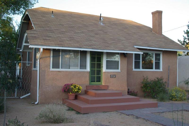 Gorgeous 1920's Restored Bungalow Downtown - Image 1 - Albuquerque - rentals