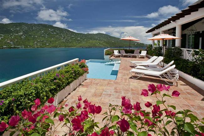 Casa Lupa at Estate Peterborg, St. Thomas - Ocean View, Pool - Image 1 - Peterborg - rentals