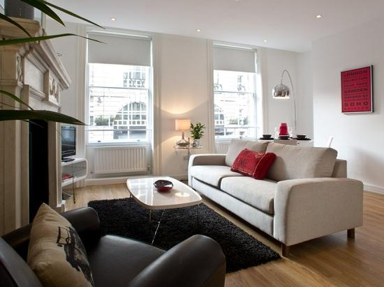 Theater District Central 3 Bedroom 2 Bathroom (3963) - Image 1 - London - rentals