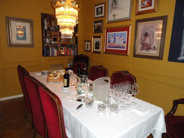 Dining - Decadent Art Deco-entire floor, One Bedroom - Buenos Aires - rentals