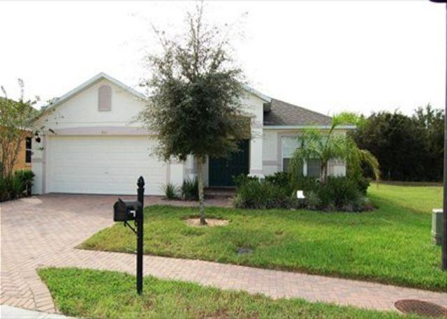 Front - COUPE DEVILLE: 4 Bedroom Home with Extra Pool Area Privacy - Davenport - rentals