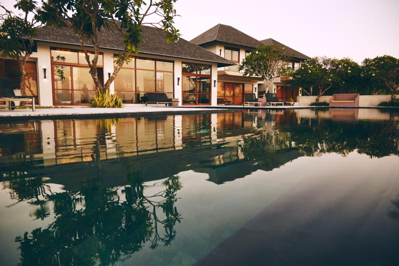 The Villa - A luxury cliff top ocean view villa in Bali - Jimbaran - rentals