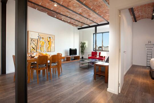 Luxury Deco B **** Cocoon Luxury Design (BARCELONA) - Image 1 - Barcelona - rentals
