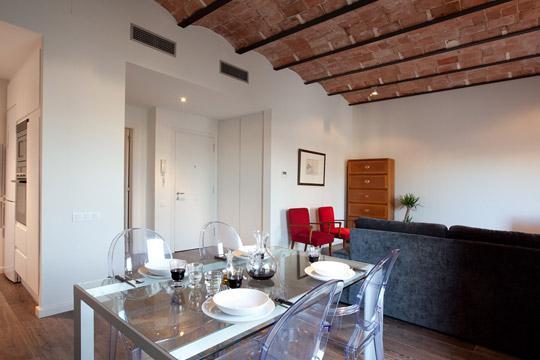 Luxury Deco C **** Cocoon Stylish Design (BARCELONA) - Image 1 - Barcelona - rentals