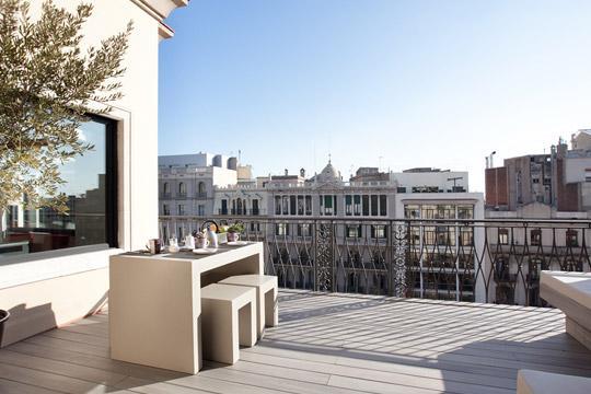 Luxury Deco D **** Cocoon Stylish Design (BARCELONA) - Image 1 - Barcelona - rentals