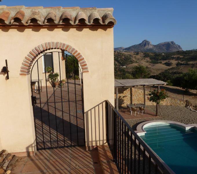 Casa 210 and The Studio - Studio with stunning views Algodonales Spain - Algodonales - rentals
