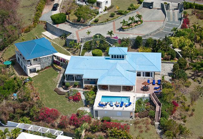 Blue Serenity at Secret Harbour, St. Thomas - Ocean View, Walk To Beach, Pool - Image 1 - East End - rentals