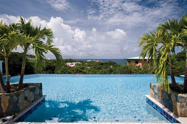 Azula Vista at Estate Nazareth, St. Thomas - Ocean View, Close To Beach, Gated Community - Image 1 - East End - rentals