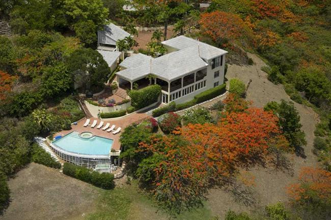 Ventana at Flag Hill, St. Thomas - Ocean View, Pool, Amazing Sunset View - Image 1 - Saint Thomas - rentals