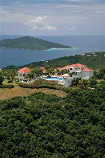 Infinity at Skyline Drive, St. Thomas - Ocean View, Pool, Suites Set Up For Maximum Privacy - Image 1 - Magens Bay - rentals