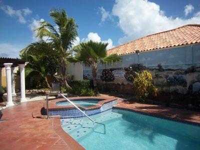 Dolphin Paradise Retreat Villa - Image 1 - Aruba - rentals