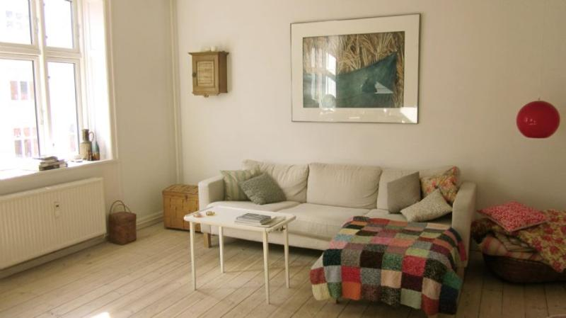 Aegirsgade Apartment - Nice Copenhagen apartment close to Noerrebro station - Copenhagen - rentals