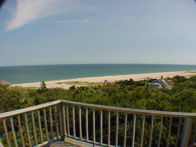 Nauset Beach from deck - East Orleans Vacation Rental (18082) - East Orleans - rentals