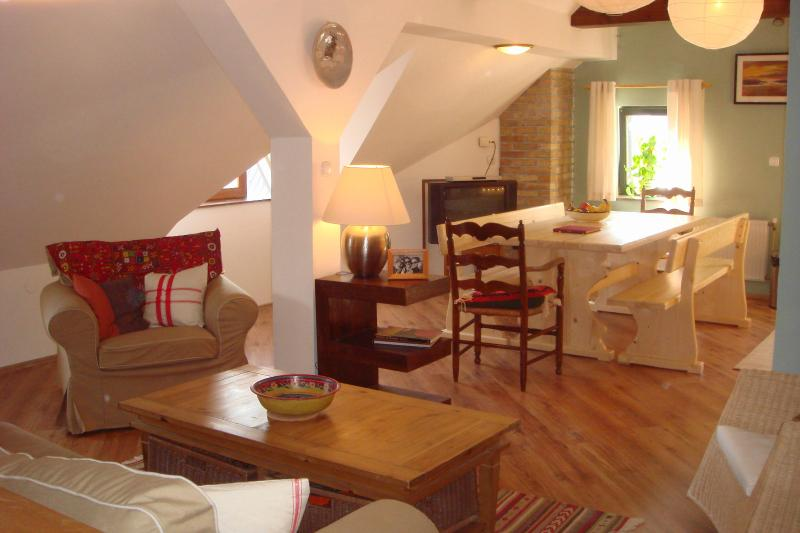 Relax and unwind - Casa Rosa-Home from home in Slovenia's Soca Valley - Bovec - rentals