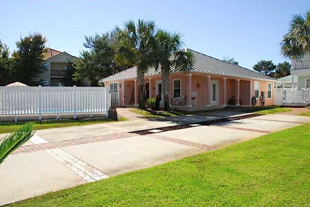 Welcome to the Coral Cabana on Easy Street - Apr-May Dates Available Golf Cart Pvt Pool Pets CC - Destin - rentals
