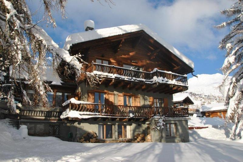 Chalet Norjeanne in the snow - *La Norjeanne, luxury 12 -14 bed chalet, Verbier* - Verbier - rentals