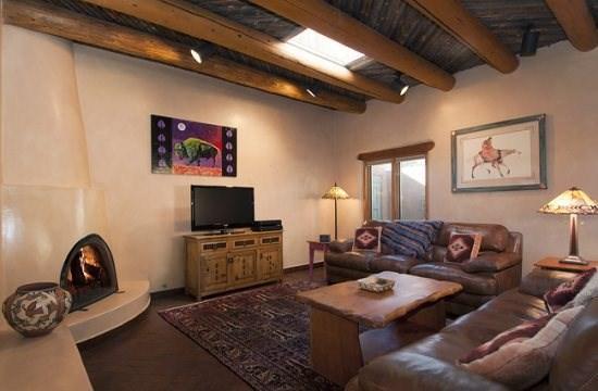 Living Room - Casa Santa Fe - Santa Fe - rentals