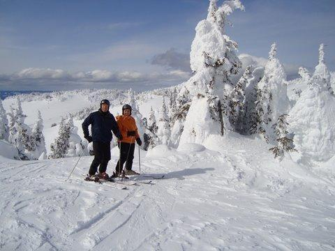 TOP of THE WORLD!! - EDELWEISS - Sun Peaks - rentals