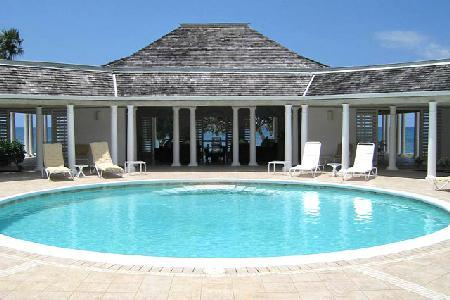 Phoenix at Tryall Club- serene private beach & pool, steps from the first tee - Image 1 - Montego Bay - rentals