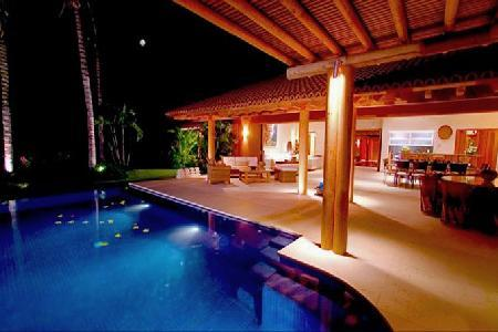 Casa Sol - Villa with pool, golf course & ocean views & access to many activities - Image 1 - Punta de Mita - rentals