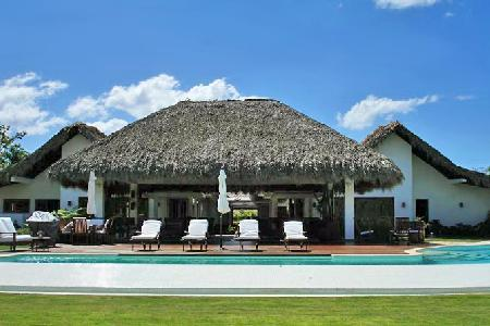 Close to the beach, staffed Villa Hermes offers every comfort, including heated pool & hot tub - Image 1 - Dominican Republic - rentals