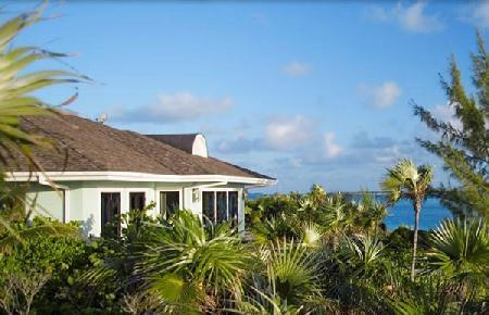Sweetwater Villa at Fowl Cay an idyllic hideaway steps from crystalline waters & shared pool - Image 1 - The Exumas - rentals