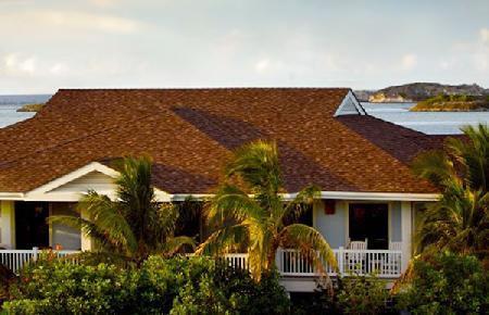 Bluemoon Villa at Fowl Cay on private island with pool, golf cart & tennis court - Image 1 - The Exumas - rentals